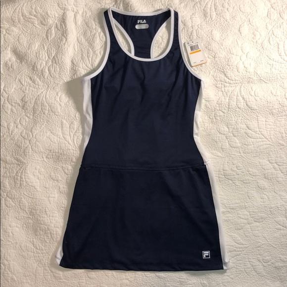3766eddb NWT Fila athletic tennis dress NWT